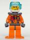 Minifig No: cty0412  Name: Coast Guard City - Diver