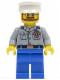 Minifig No: cty0415  Name: Coast Guard City - Captain