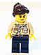 Minifig No: cty0518  Name: Swamp Police