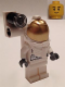 Minifig No: cty0561  Name: Astronaut, Male with Side Lamp