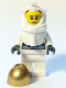 Minifig No: cty0567  Name: Utility Shuttle Astronaut - Female
