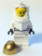 Minifig No: cty0568  Name: Utility Shuttle Astronaut - Male