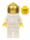 Minifig No: cty0727  Name: Astronaut - Female