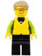 Minifig No: cty0757  Name: Beachgoer - Kayaker
