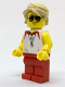 Minifig No: cty0769  Name: Beach Lifeguard