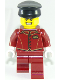 Minifig No: cty0933  Name: Hotel Bellhop