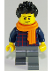 Minifig No: cty0939  Name: Street Performer
