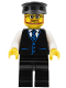 Minifig No: cty0944  Name: Bus Driver