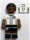 Minifig No: dfb003  Name: Jérôme (Jerome) Boateng (17) - Minifigure only Entry