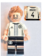 Minifig No: dfb005  Name: Benedikt Höwedes (4) - Minifigure only Entry