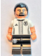 Minifig No: dfb011  Name: Sami Khedira (6) - Minifig only Entry