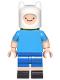 Minifig No: dim038  Name: Finn the Human - Dimensions Level Pack
