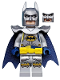 Minifig No: dim043  Name: Excalibur Batman - Dimensions Fun Pack
