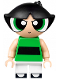 Minifig No: dim051  Name: Buttercup - Dimensions Fun Pack