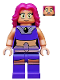 Minifig No: dim054  Name: Starfire - Teen Titans Go! Dimensions Fun Pack