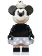 Minifig No: dis025  Name: Vintage Minnie - Minifigure only Entry