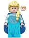 Minifig No: dis032  Name: Elsa - Minifigure only Entry