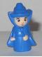 Minifig No: dp047  Name: Good Fairy - Blue (41152)