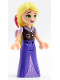 Minifig No: dp055  Name: Rapunzel, Buttoned Coat