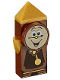 Minifig No: dp058  Name: Cogsworth (Printed) (10762)