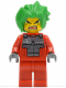 Minifig No: exf006  Name: Takeshi