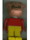 Minifig No: fab2l  Name: Fabuland Figure Bulldog 6