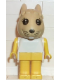 Minifig No: fab3c  Name: Fabuland Figure Bunny 3