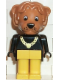 Minifig No: fab7f  Name: Fabuland Figure Lion 2