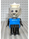 Minifig No: fab9e  Name: Fabuland Figure Mouse 4 with White Cap