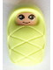 Minifig No: frnd279  Name: Baby / Infant - with Stud Holder on Back with Smiling Face and Large Eyes Pattern (Baby Ola)