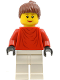 Minifig No: fst003  Name: FIRST LEGO League (FLL) Climate Connections Scientist 1