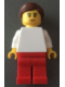 Minifig No: fst022  Name: FIRST LEGO League (FLL) Trash Trek Female