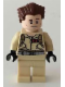 Minifig No: gb002i  Name: Dr. Peter Venkman - No Proton Pack (idea004i)