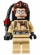 Minifig No: gb012  Name: Dr. Egon Spengler, Printed Arms - with Proton Pack