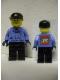 Minifig No: gen015  Name: De Bouwsteen Legoworld 2005 Minifig