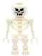Minifig No: gen018  Name: Skeleton, Fantasy Era Torso with Evil Skull