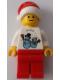 Minifig No: gen071  Name: LEGO Kladno PF 2016 Minifigure