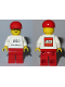 Minifig No: gen100  Name: LEGO Idea House Minifigure - LEGO Logo on Back