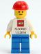 Minifig No: gen109  Name: Lego Kladno 1.5.2018 Minifigure