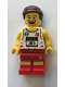 Minifig No: gen125  Name: 5K Family Road Race Male 2015 Monterrey