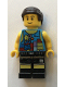 Minifig No: gen127  Name: 5K Family Road Race Male 2016