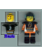 Minifig No: hky003  Name: Hockey Player C