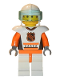 Minifig No: hky004  Name: Hockey Player D