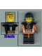 Minifig No: hky005  Name: Hockey Player E