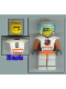 Minifig No: hky008  Name: Hockey Player H