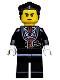 Minifig No: hol095  Name: Vampire (40260)