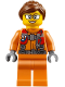 Minifig No: hol108  Name: Coast Guard City Female (60155)
