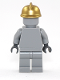 Minifig No: hol124  Name: Firefighter Statue
