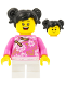 Minifig No: hol139  Name: Daughter, Chinese New Year's Eve Dinner