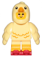 Minifig No: hol144  Name: Chicken Skater